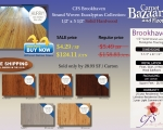 New wood flooring ad