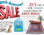 Semi-annual sale ad