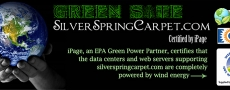 Banner green website