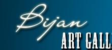 Bijan Art Gallery logo